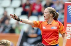 IRFU name first woman to national refereeing panel