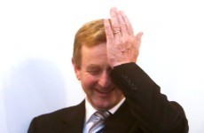 'The Taoiseach will go down in history as one of our finest taoisigh' - TDs back Enda 86 to 55