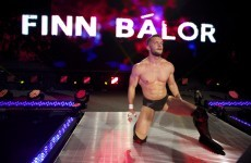 The Irish wrestler who's living the dream in WWE