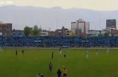 Peruvian footballer struck by lightning during match survives despite reports suggesting he had died