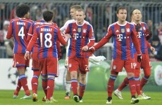Bayern stroll into last 16, Cillian Sheridan's APOEL miss out on Europa League