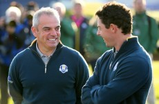'Captain Fantastic' McGinley to lead Irish golf team at 2016 Olympics