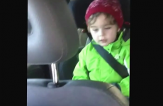 Dublin 3-year-old swears his way through Santa Claus is Coming to Town