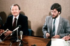 Thirty years ago, a Fine Gael government was worried that Sinn Féin 'could deliver'