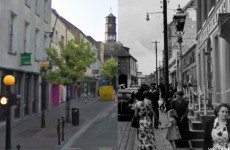7 then-and-now archive photos of street scenes across Ireland