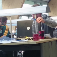 Watch Waterford IT students prank their mate in cruel (and brilliant) fashion