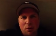 Garth Brooks is inviting you to join him in his hotel room