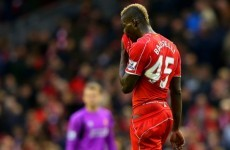 Former Ireland boss Giovanni Trapattoni claims Mario Balotelli will have career regrets