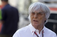 German prosecutors accuse Ecclestone of bribery
