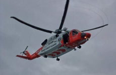 Mussel fisherman with suspected carbon monoxide poisoning airlifted to hospital