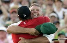 NEXT! Six possible caddies for Tiger