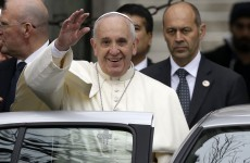 Pope Francis: All dogs do go to heaven