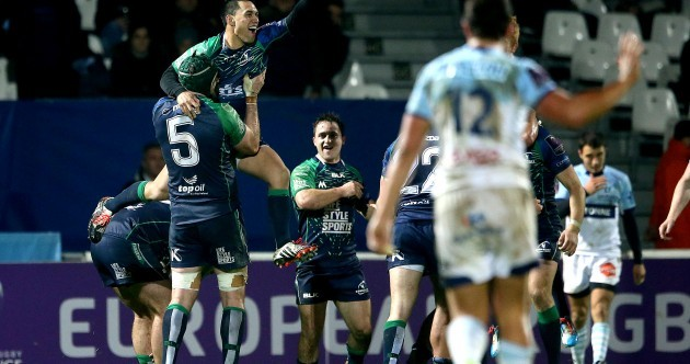 Blade cuts deep as Connacht claim brilliant win away to Bayonne
