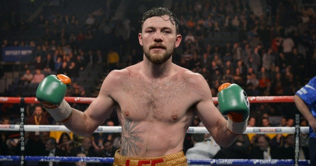 Andy Lee wins WBO middleweight world title