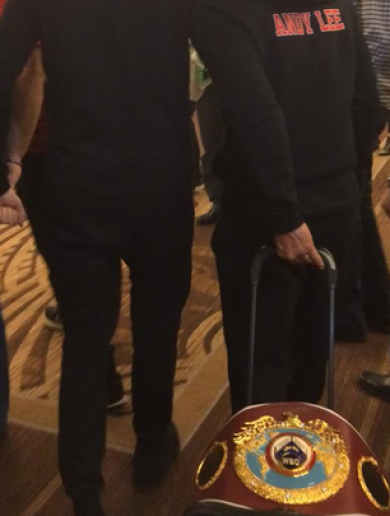 What happens in Vegas… gets taken back to Ireland – Twitter reacts to Andy Lee's famous win