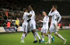 Classy late Eriksen goal keeps Spurs well in the race for fourth
