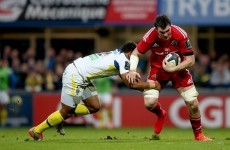 'We've got to fight for our lives': O'Mahony ready to dig deep after silver lining in Clermont defeat