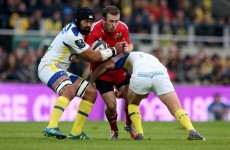 Hanrahan's promising display in Clermont underlines his Munster potential