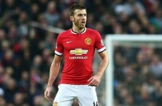 Carrick vital in Manchester United's win over Liverpool, says Van Persie