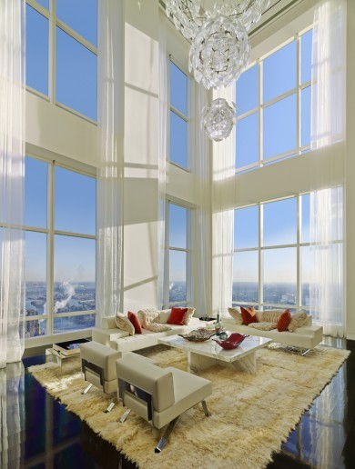 PHOTOS: Have a look inside this billionaire's unbelievable Manhattan penthouse