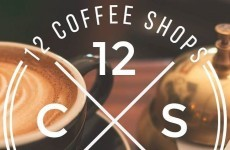 Dublin coffee shops are banding together to do an alternative to 12 Pubs