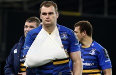 Leinster's injury season from hell continues as yet another key ball carrier is ruled out