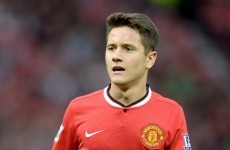 Manchester United midfielder Ander Herrera named in match-fixing allegations
