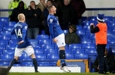 Ross Barkley's moment of magic helped Everton get past QPR tonight