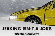 US state pulls innuendo-laden 'Don't Jerk and Drive' public safety campaign