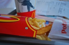 McDonald's is running so low on fries in Japan, they're limiting how much you can order