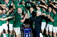Schmidt's Ireland wrap up Six Nations in Paris - My 2014 sporting moment