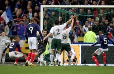 THAT Ireland handball and why Thierry Henry isn't loved in his home country