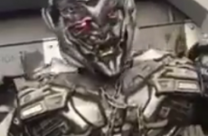 Megatron drops some serious truth bombs about selfie culture