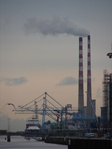 Poolbeg contract has negotiation clause