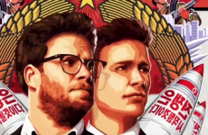 Hackers have scared Hollywood into not releasing Seth Rogen's new North Korea film