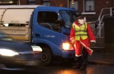 Spotted: the greatest council bin collector in Dublin