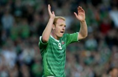 Ireland's 'Ginger Pele' Gary Doherty has announced his retirement