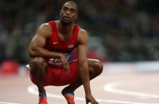 Tyson Gay's former coach banned for eight years for doping offences