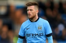 Jack Byrne is the Irish teenager leading Man City's charge for European glory