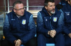 Lambert plays down curious incident between Keane and Cleverley