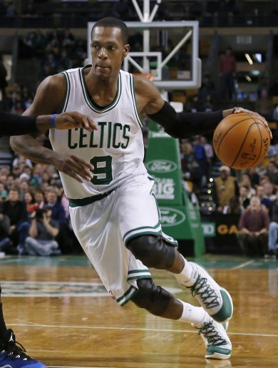 The Rondo era is over in Boston as Celtics make Mavericks trade
