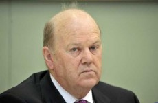 Noonan warns bailout rate change won't ease budget cuts