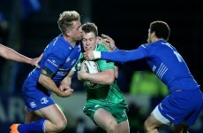 Leinster's game-sealing try tonight was an early Christmas present from Connacht