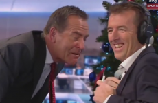 Jeff Stelling went a bit mad the other day on 'Soccer Saturday'