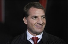 Liverpool on track for top four, says Rodgers