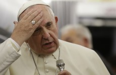 Pope Francis accuses Vatican officials of power lust and gossip in Christmas speech