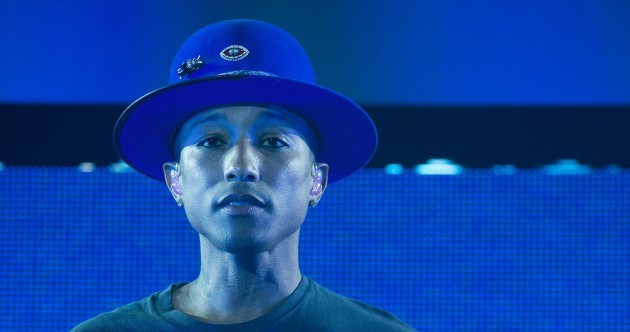 Pharrell Williams and other mega music stars threaten to sue YouTube for $1 billion
