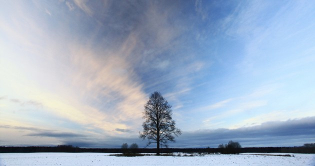 Who's dreaming of a white St Stephen's Day? ... Met Éireann has issued a snow-ice warning