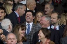 Fergie on Rory McIlroy: 'He's without doubt the most gifted golfer that I've seen'