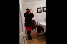 Irish mam thinks dog ate the Christmas ham, goes on swearing rampage